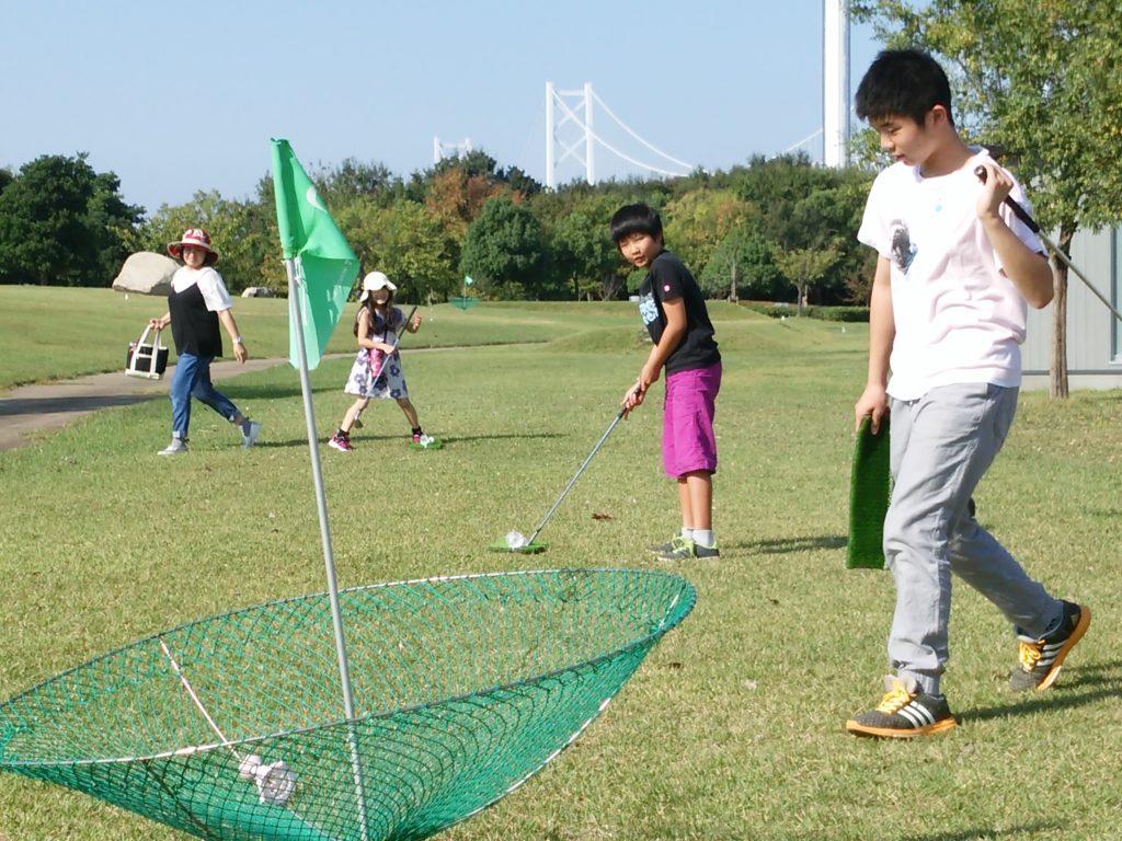 坂出市バードゴルフ