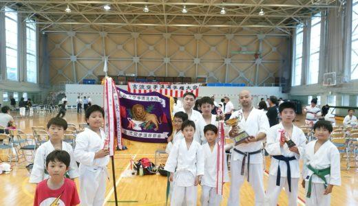 全日本古流空手道選手権大会決勝戦3位決定戦