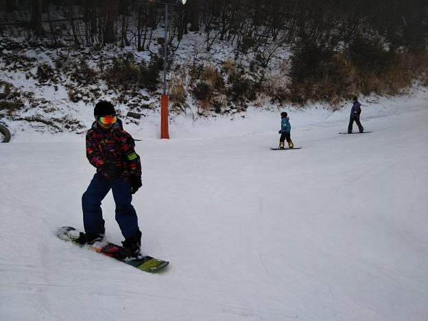 徳島県井川スキー場