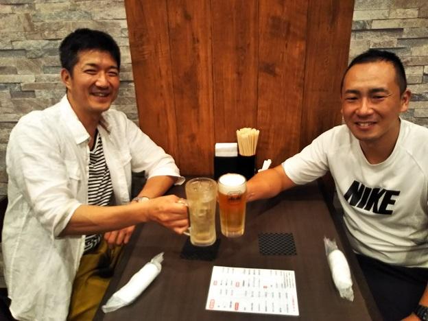 丸亀市の京で飲み会