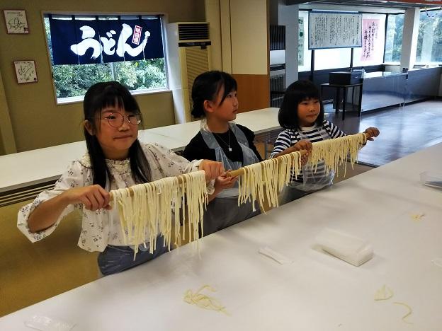 ゆう玄 麺工房のうどん作り体験